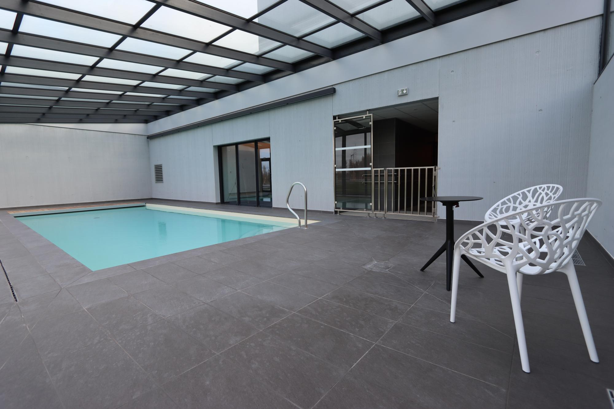 Hotel Eden Spa | Family room access spa and indoor pool